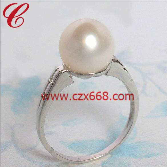 仿珍珠戒指-16