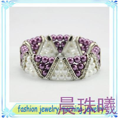 仿珍珠手链