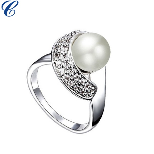 仿珍珠戒指-01