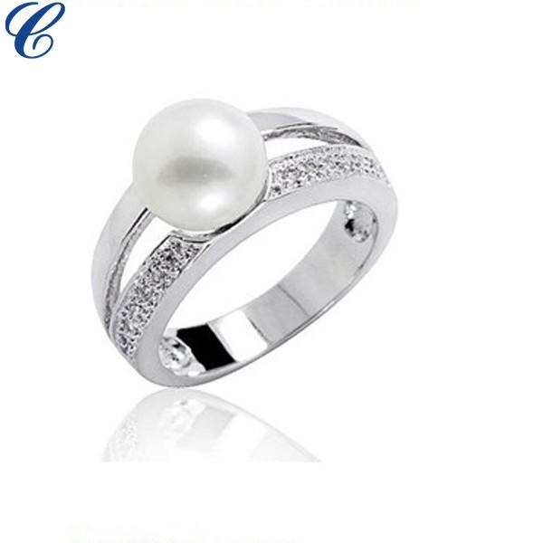 仿珍珠戒指-02