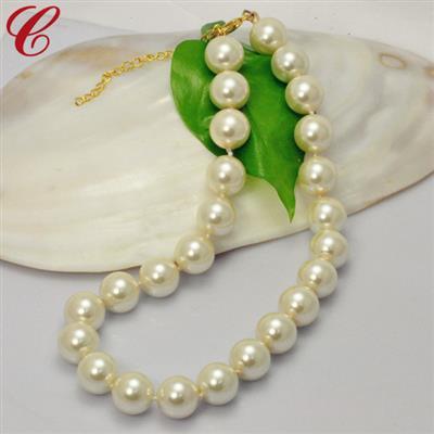 仿珍珠饰品项链-03