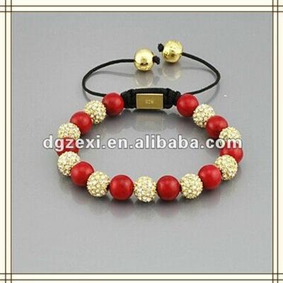仿珍珠饰品手链-05
