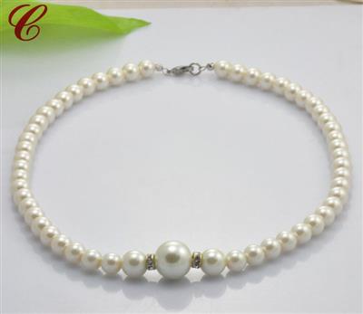 仿珍珠饰品项链-05
