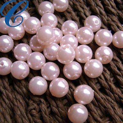 塑胶仿珍珠圆形珠-06