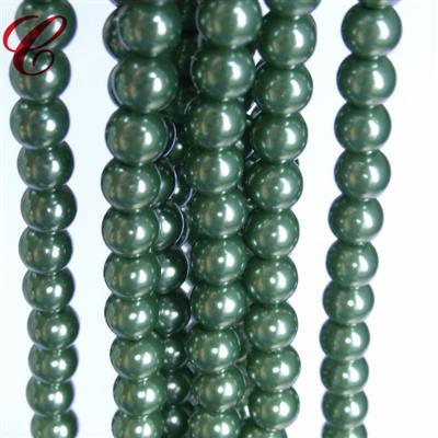 玻璃仿珍珠圆形珠-04
