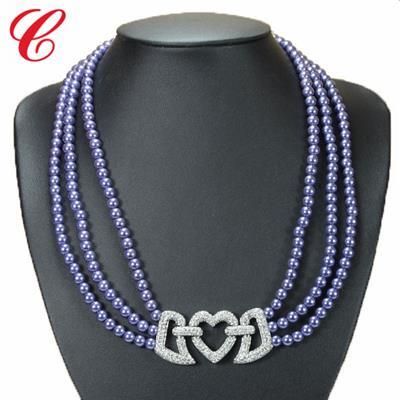 仿珍珠饰品项链-06