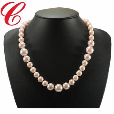 仿珍珠饰品项链-15