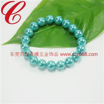 仿珍珠饰品手链-15