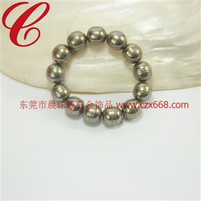 仿珍珠饰品手链-17