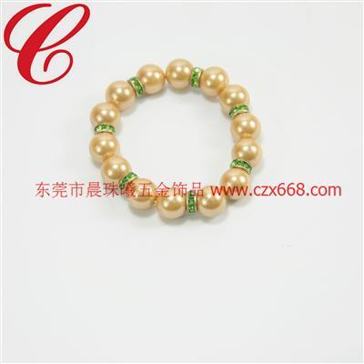 仿珍珠饰品手链-22