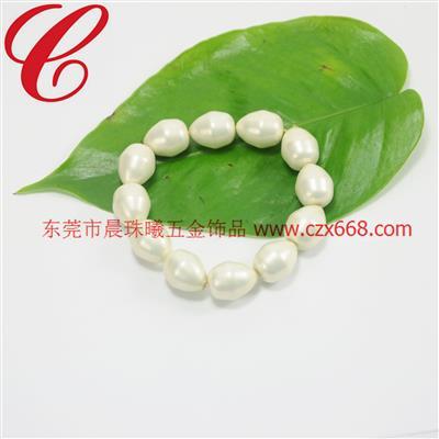 仿珍珠饰品手链-24