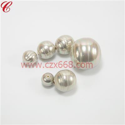 仿珍珠螺纹异形珠-05