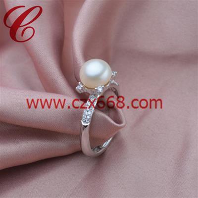 仿珍珠戒指-15