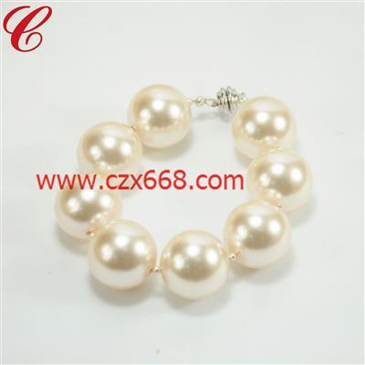 仿珍珠饰品手链-26