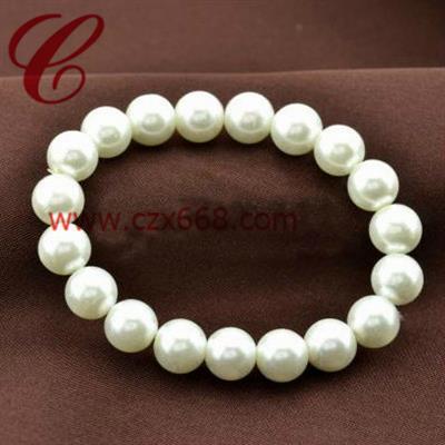 仿珍珠饰品手链-28