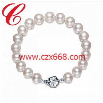 仿珍珠饰品手链-31