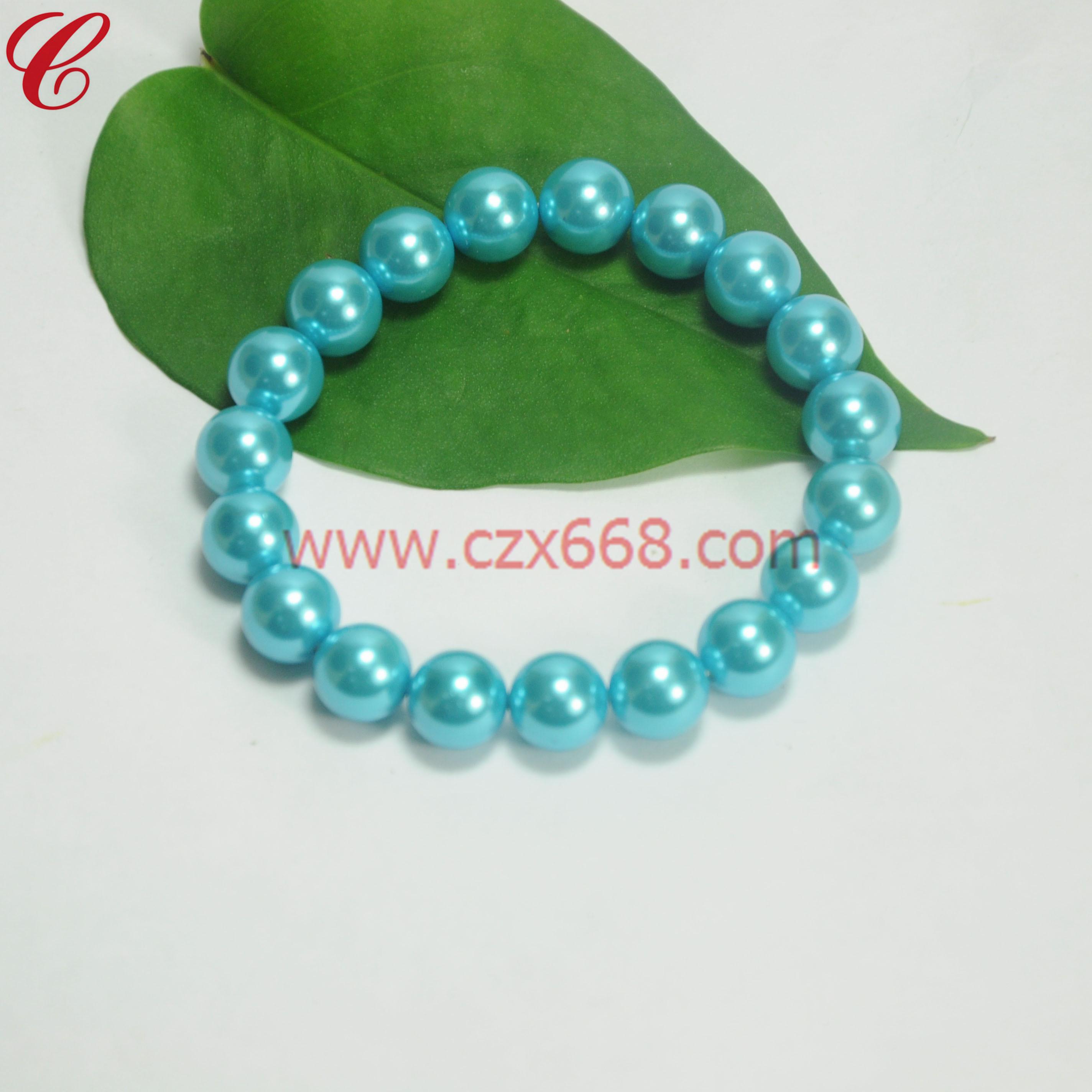 仿珍珠饰品手链-37